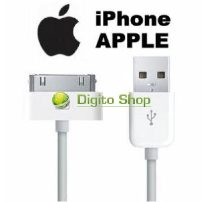 CABLE USB IPHONE2/3/4
