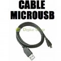 CABLE MICROUSB