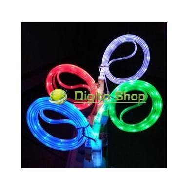 CABLE USB LED