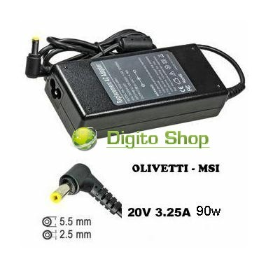 cargador notebook olivetti ol22
