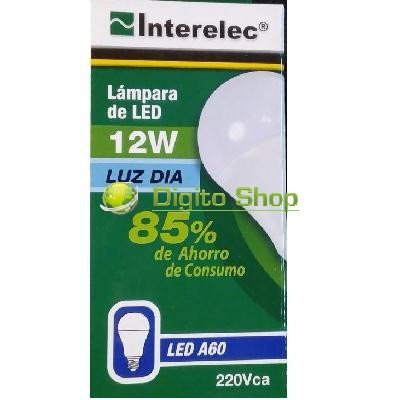 lampara 12w