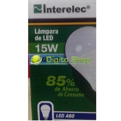 lampara 15w