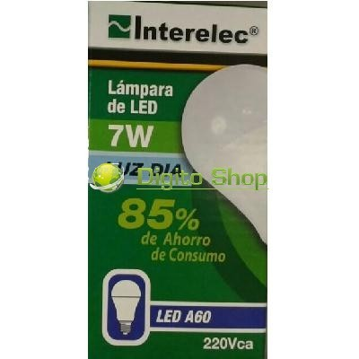 lampara 7w