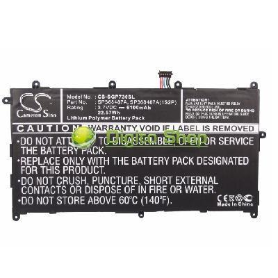 bateria tablet sgp730sl