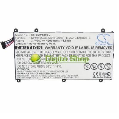 bateria tablett SGP620SL