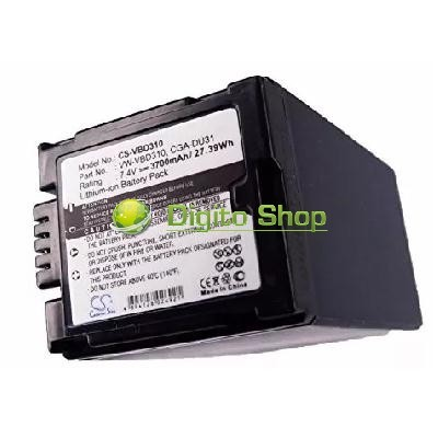 bateria panasonic cga-du31