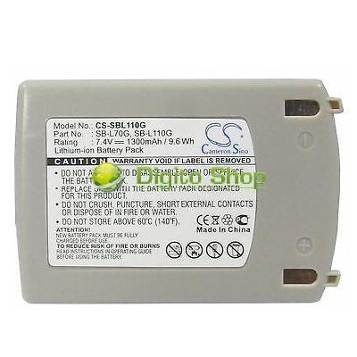 bateria samsung sb-l110g